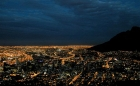 notte in sudafrica