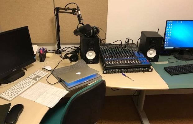 web radio guardino desk